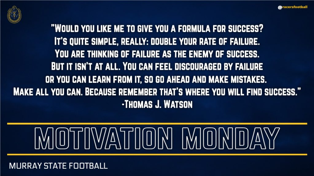 Murray State Football on Twitter: