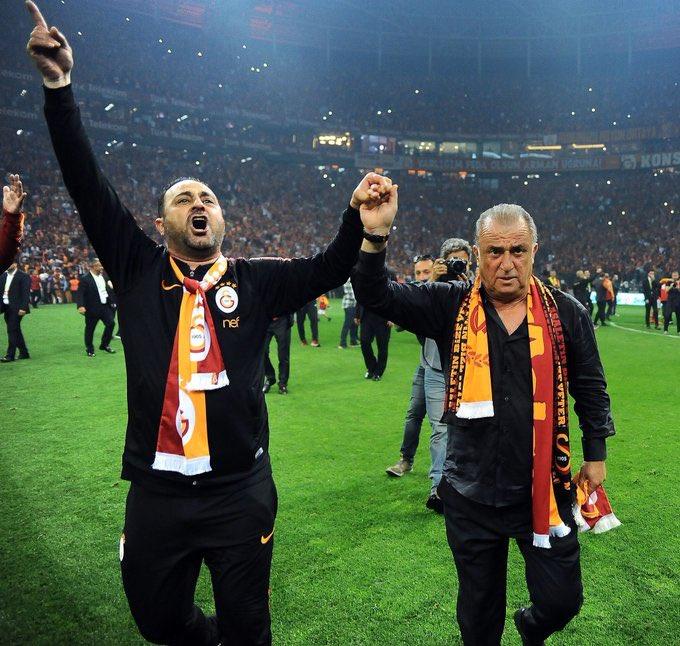 Hasan Şaş & Fatih Terim https://t.co/DjBZYimM12