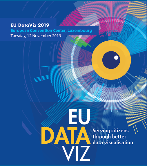 Do you have a passion for visualising data?   Join #EUDataViz 2019 in Luxembourg on 12 November  ... #DataViz geeks! Submit your contribution by 16 June 2019!   https:// publications.europa.eu/eudataviz  &nbsp;  <br>http://pic.twitter.com/YIPYNsl15x