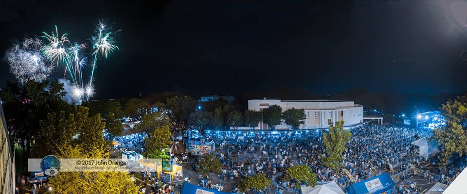 Celebrate with us on the hill between the earth and sky. May 24, 2019. © Fabilioh - John Oranga @johnoranga_mw