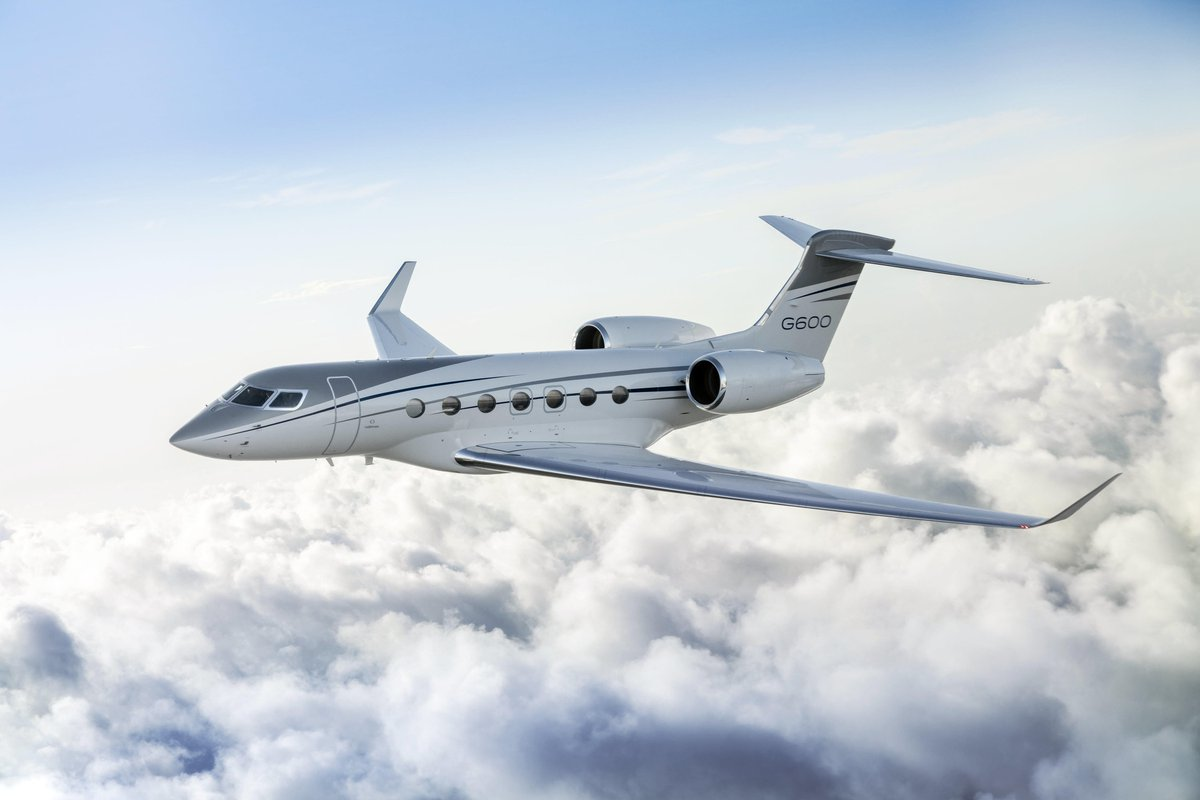 Gulfstream Aerospace's photo on #EBACE19