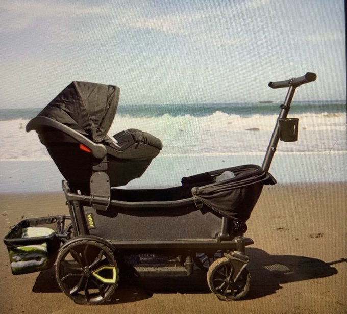 This is going to be my stroller soon 👩👩👧👦