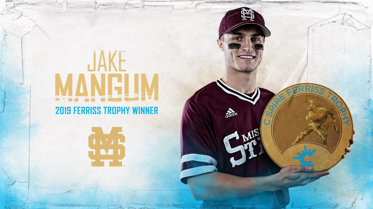 Mississippi State Baseball ⚾�'s photo on Mangum