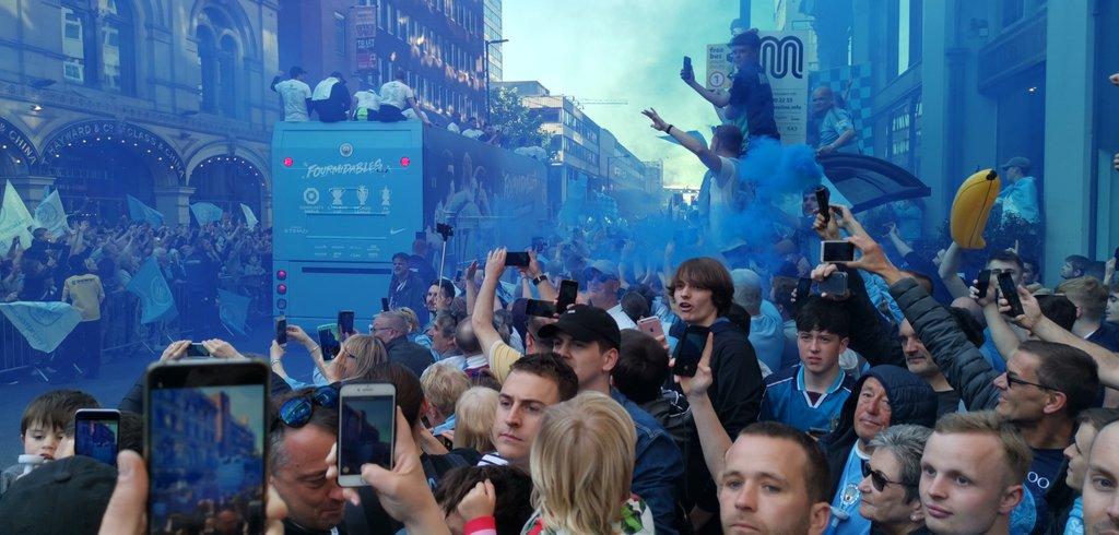 Calling it. This City is blue. #MCFC @ManCity