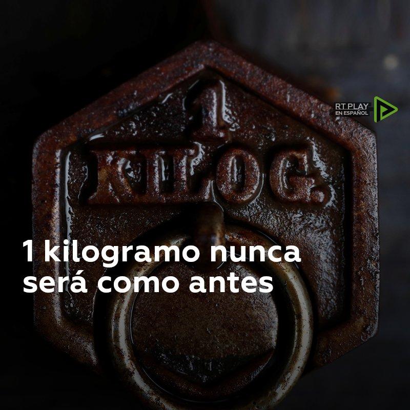Este 20 de mayo, Día Mundial de la Metrología, el kilogramo ha cambiado para siempre. El patrón del kilogramo ya no será un cilindro metálico, sino que derivará de una constante de la física cuántica
