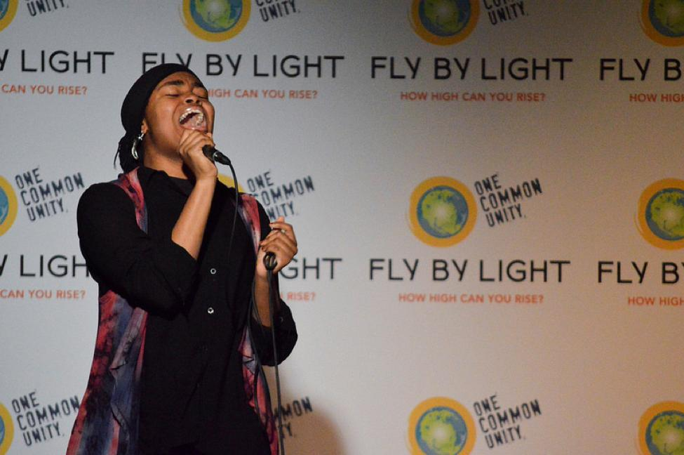 Senior Nylah Plummer will perform the Star-Spangled Banner at the @Nationals game on Friday, May 24th! #EverydayRooseveltDC #OnePursuit #Nats