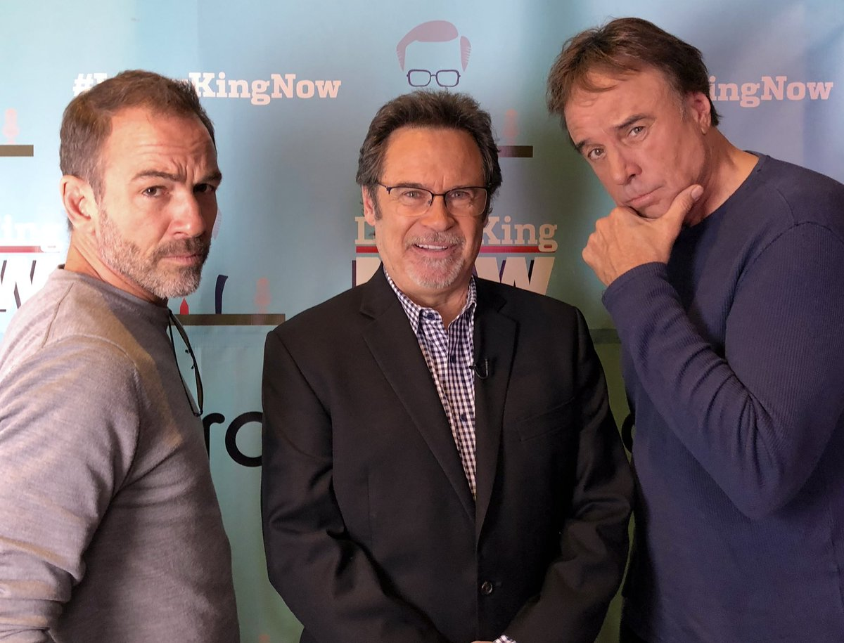 Larry king bob and tom show deep throat can not