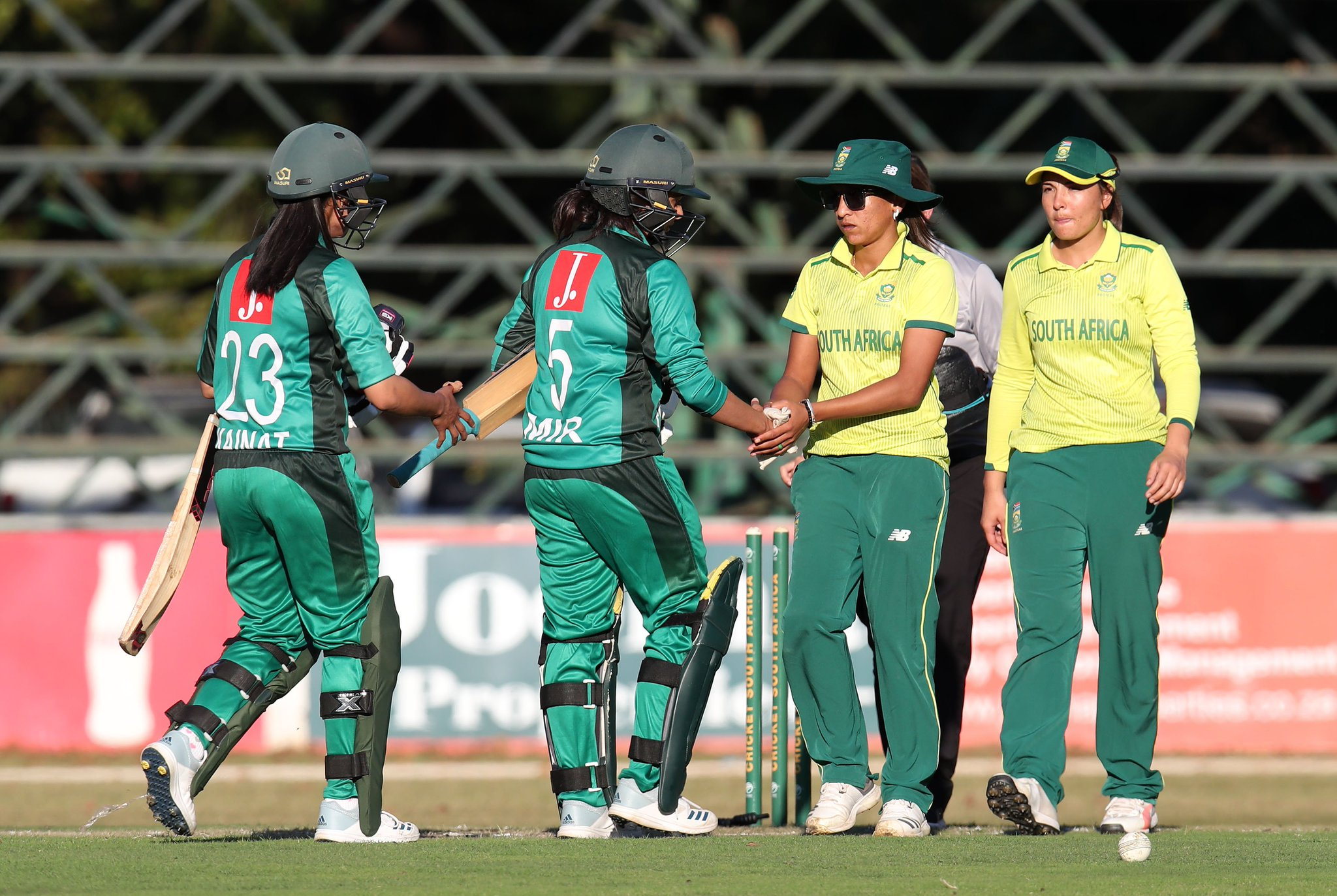 South Africa National Cricket Team Twitter Photo