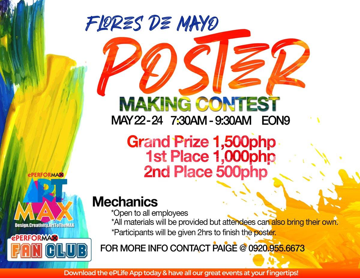 Show off your creativity! #ePerformax #ePFanClub #Manila