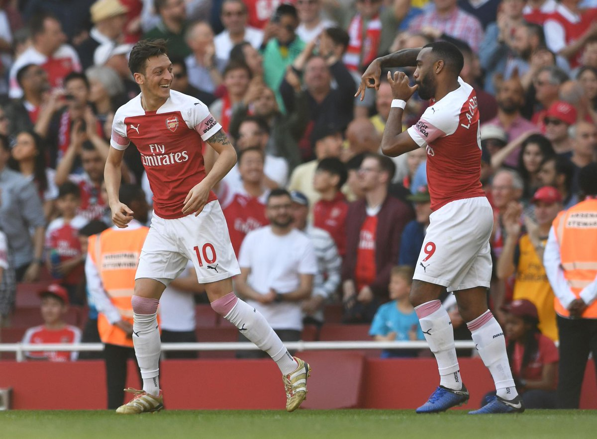 Arsenal announce #EmiratesCup opponents Pre-season schedule ➡️ preml.ge/It5S1c