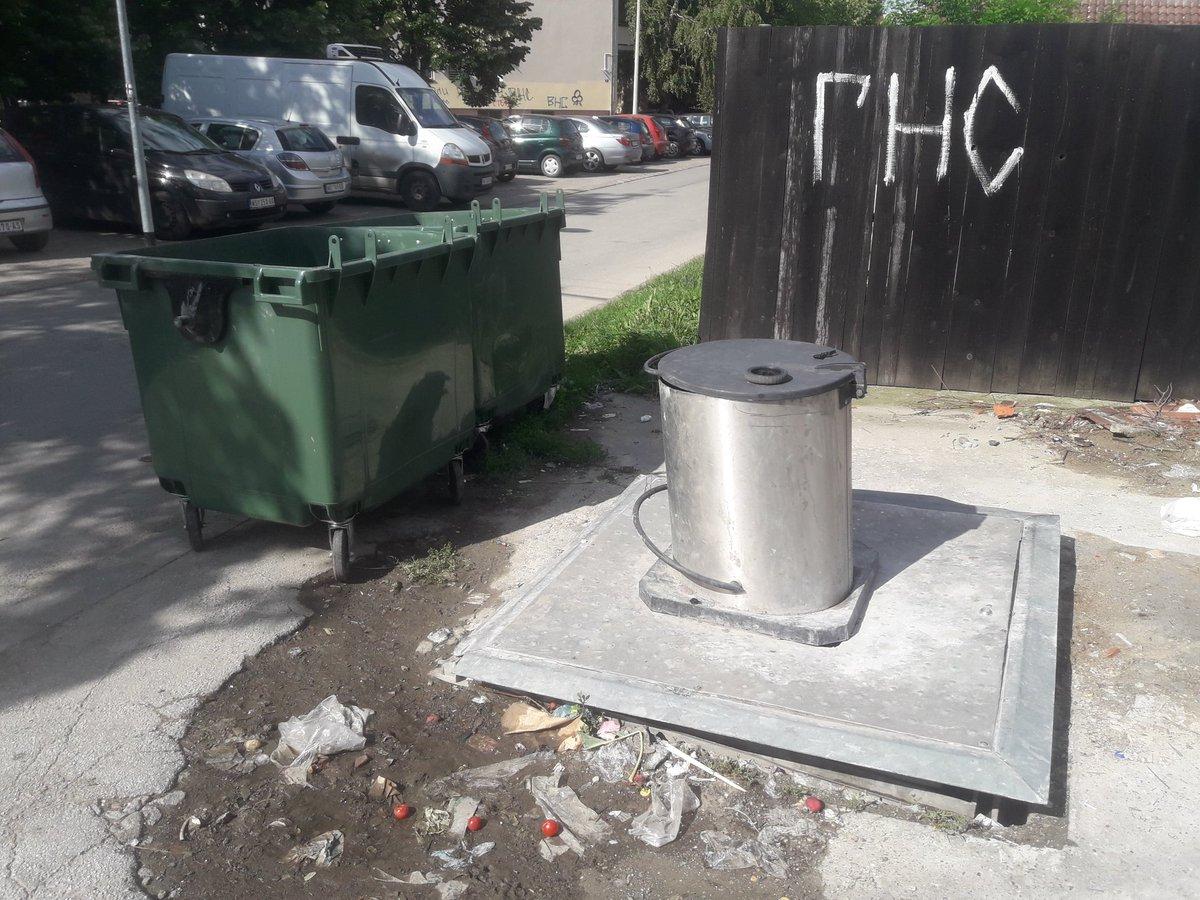 test Twitter Media - Planitanje nasa dika. Realizacija i prava slika. #CistocaNS #otpad #podzemnikontejneri https://t.co/aBRKhRJOe4
