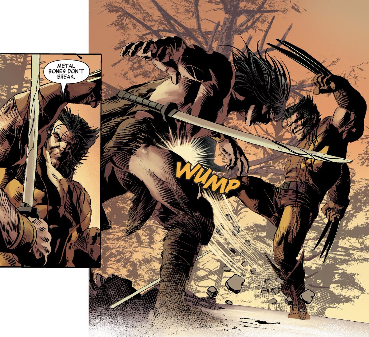 Conan came all the way to the Marvel Universe for...