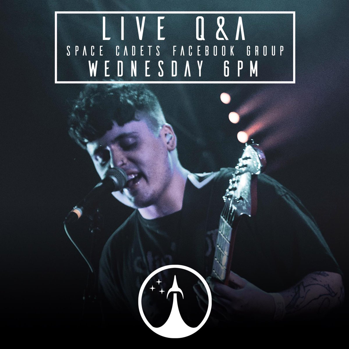 "Catch Matt doing a LIVE Q&A this Wednesday 6pm (UK) over on the Junior Space Cadets group page. Join the Junior Space Cadets now & interact with us at:https://facebook.com/groups/342516779905644 …Preorder our debut album ""Beautiful Life""at:http://www.MusicofJunior.com"