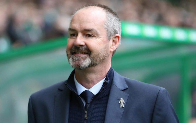 📝 DEAL DONE: Steve Clarke has been confirmed as Scotlands new manager. (Source: @ScotlandNT)