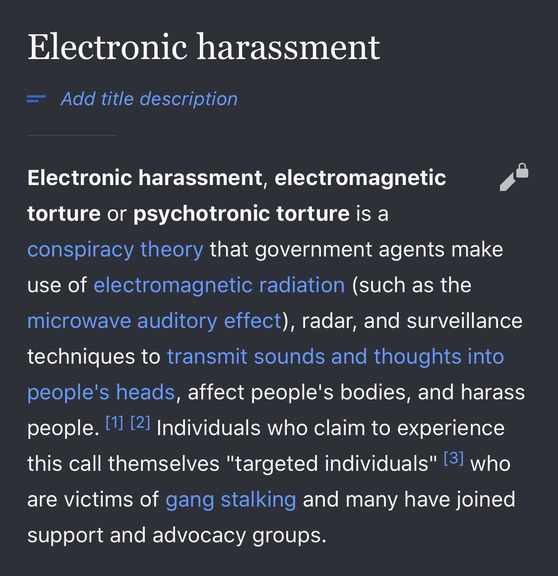 "amy su Twitter: ""May 20 2019: Electronic Harassment  https://t.co/wfwxfxbGPF… """