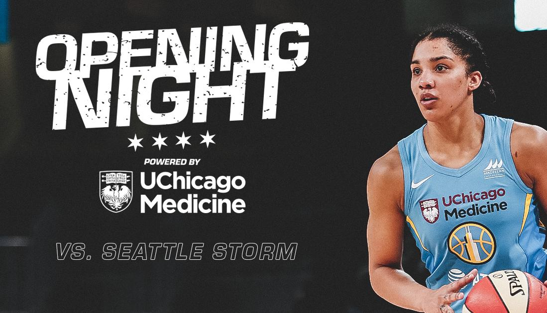 Opening Night powered by @UChicagoMed is less than 2️⃣ weeks away! See you at @WintrustArena on June 1.   🎟: https://bit.ly/2skPXKx