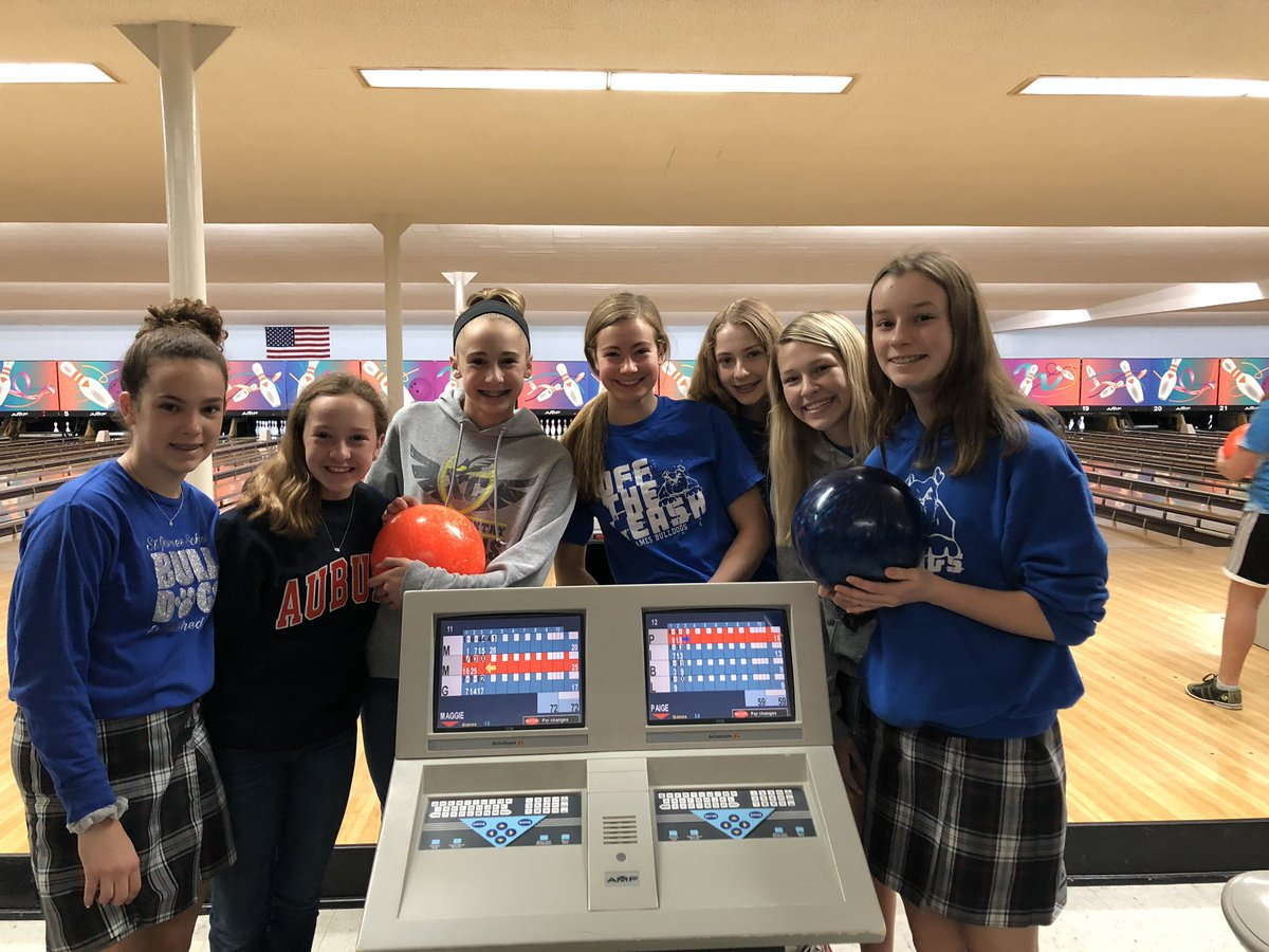 Thank you, Mrs. Pettenuzzo, for this fun opportunity to apply the skills you taught us. #BowlingBulldogs
