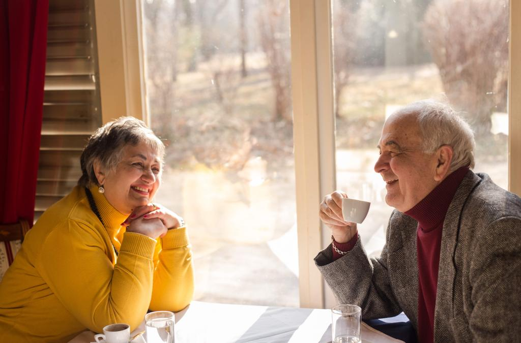 Most Reliable Seniors Dating Online Services In London