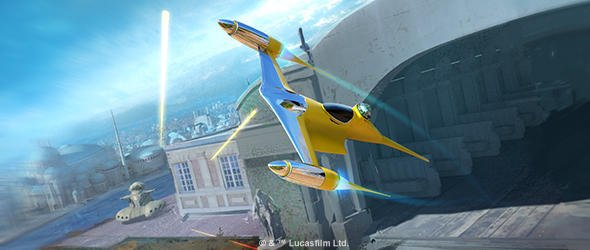The Naboo Royal Security Forces are ready to defend the Republic at a moment's notice. See what new tricks they can bring to your squadrons with our preview of the Naboo Royal N-1 Starfighter Expansion Pack! #StarWars #XWing https://www.fantasyflightgames.com/en/news/2019/5/20/new-tricks/…