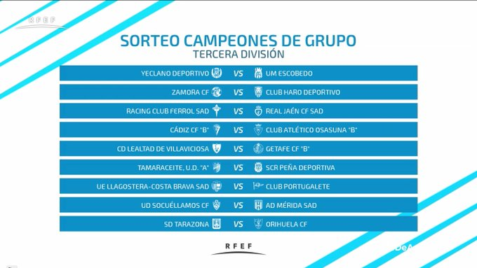 Play Off Ascenso Segunda B | Lealtad Marino Caudal Covadonga