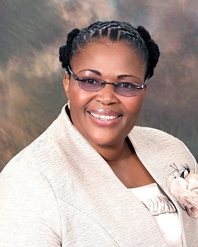 The New Chief Whip of the African National Congress in Parliament, Cde Pemmy Majodina. #6thParliament