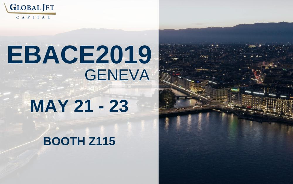 Global Jet Capital's Alexandra Asche and Simon Davies are thrilled to be attending Europe's premier business aviation event, EBACE 2019, which begins tomorrow in Geneva. Catch us as booth Z115! #ebace2019 #ebace #bizav