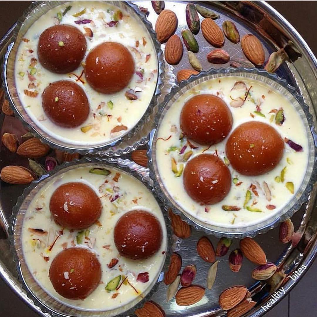 Gulab Jamun with Rabri. What is Rabri? It is a sweet, condensed-milk-based dish,...  http:// valentinesdayideass.com/gulab-jamun-wi th-rabri-what-is-rabri-it-is-a-sweet-condensed-milk-based-dish/ &nbsp; …  #valentinesday #ValentinesDay #ValentinesDay2018<br>http://pic.twitter.com/mcBPPqN0BZ