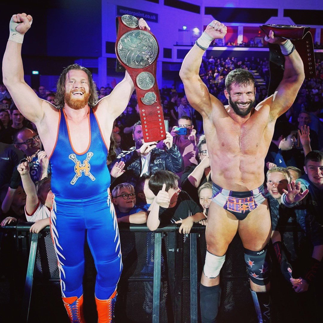 WWEdeepmogan photo