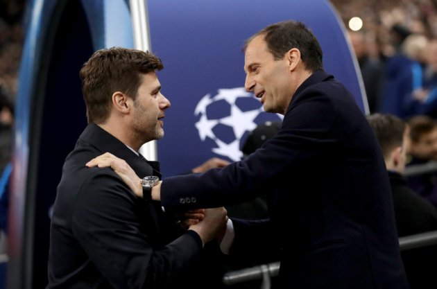 Tottenham have identified Massimiliano Allegri as the man to replace Mauricio Pochettino if the Argentine jumps ship. (Source: Daily Express)