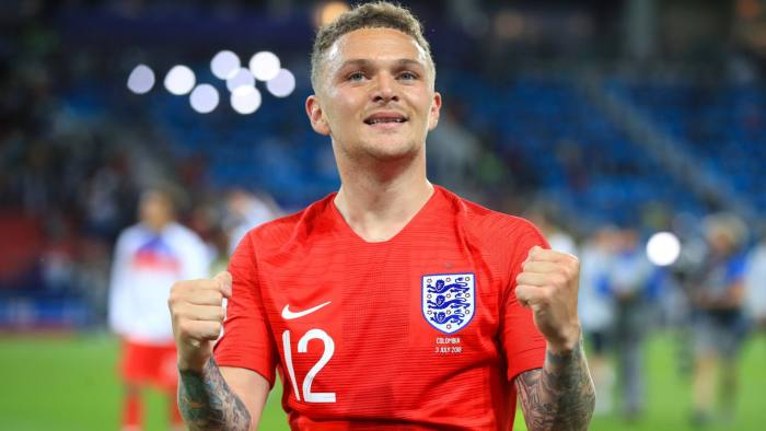 Napoli have agreed terms with Kieran Trippier but have not managed to convince Tottenham to sell the England right-back to them. (Source: Il Mattino)