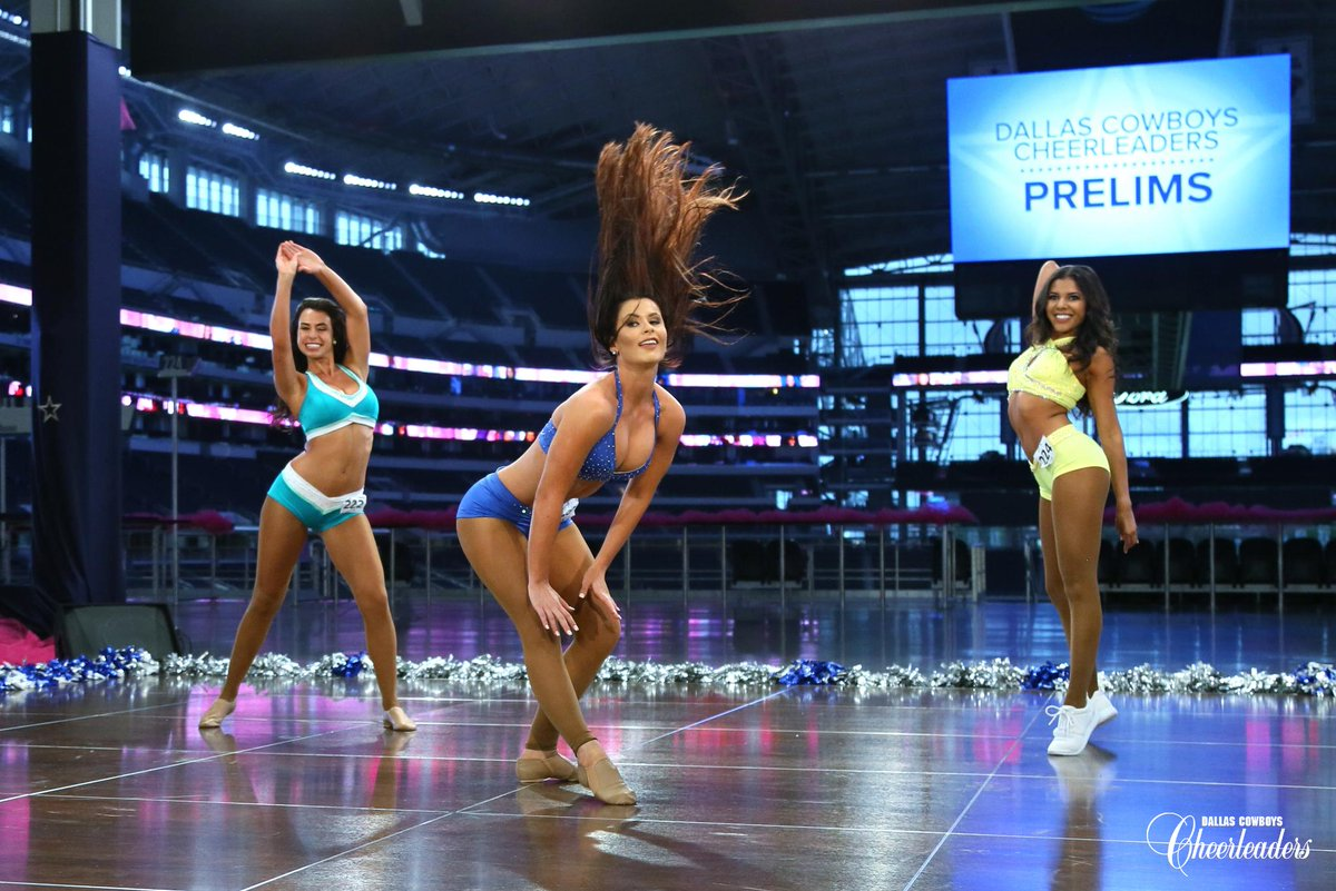 What a great first weekend of #DCCAuditions! Take a look back at photos from prelims at @ATTStadium, presented by @tangerinesalons!   📸 http://bit.ly/2EhdKBh