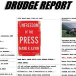 Image for the Tweet beginning: The Drudge Report