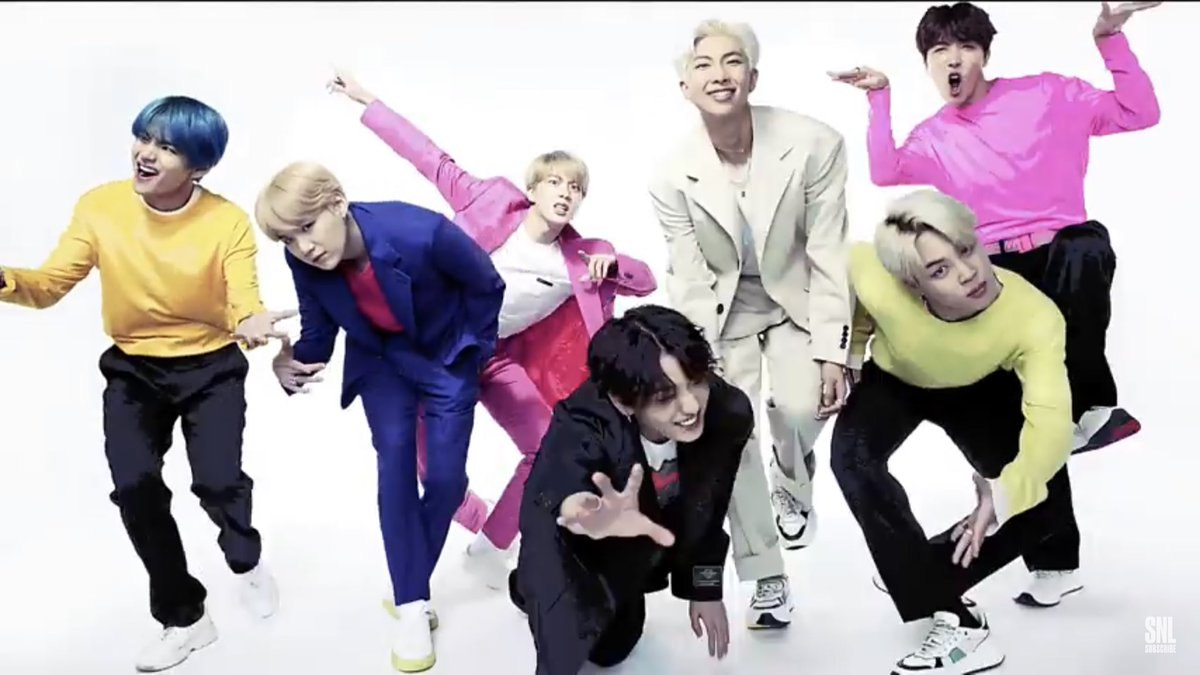 Yay!!! The video is back on YouTube!  #BTSxSNL #BTS #BoyWithLuv BTS: Boy with Luv (Live) - SNL  https:// youtu.be/O4NB73HTlxI  &nbsp;   via @YouTube<br>http://pic.twitter.com/AKpnNCVFwC