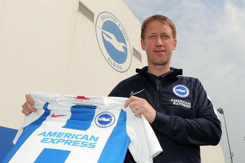 Graham Potter has been appointed new head coach of @OfficialBHAFC More ➡️ preml.ge/wY9Xjx