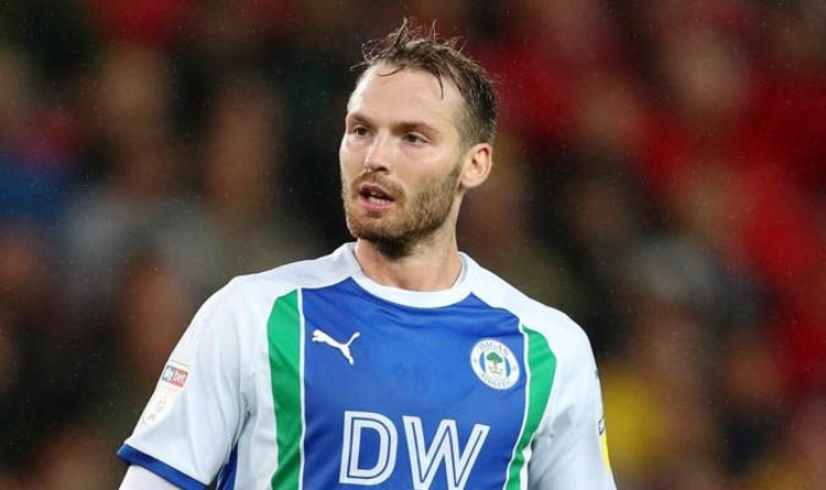 Nick Powell is set to join Stoke City on a free transfer as he prepares to leave Wigan this summer. (Source: Stoke Sentinel)