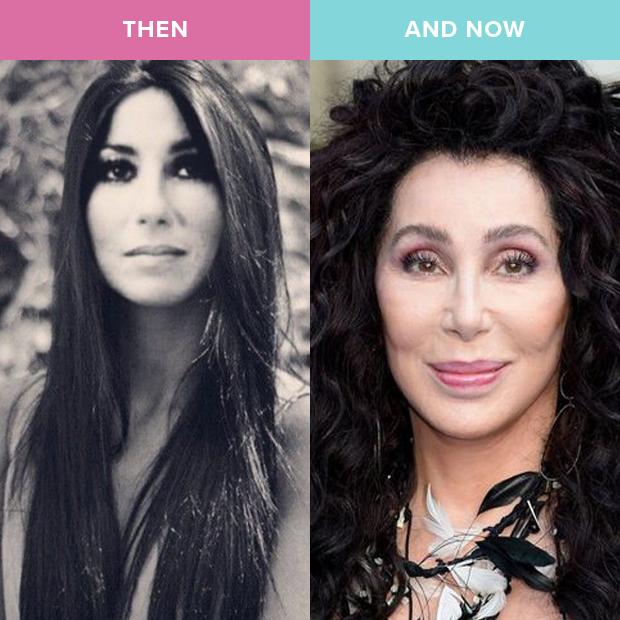 Happy 73rd Birthday, Cher!