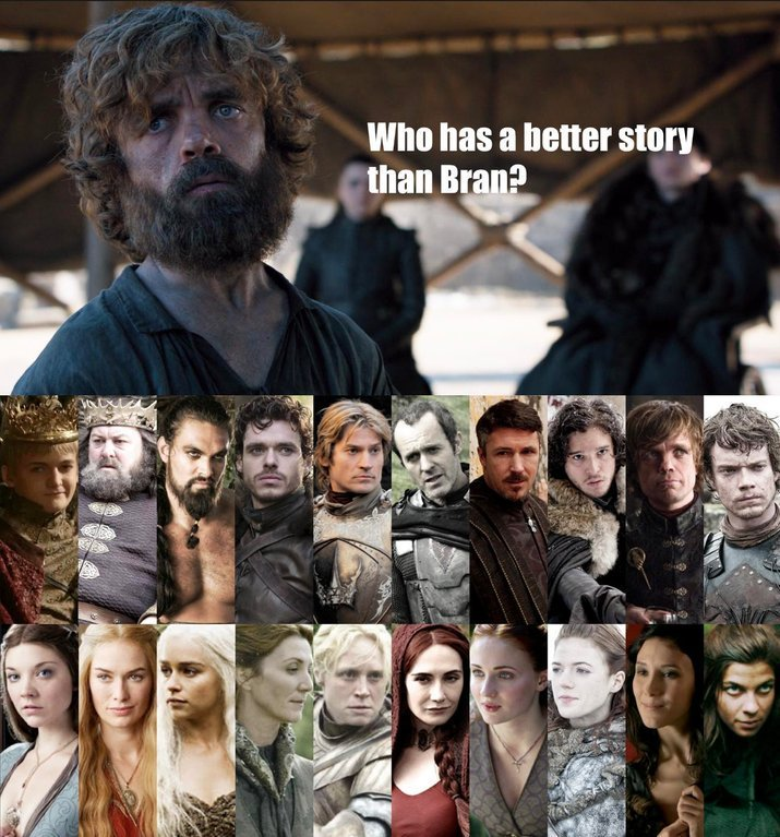 Image result for game of thrones who has a better story