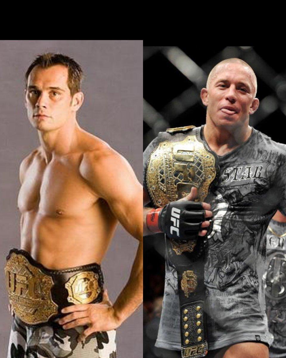 En route vers #TKO48 : Rich Franklin et Georges St-pierre étaient en action lors de la précédente présence de l'organisation TKO à Gatineau. Les 2 athlètes ont par la suite remporté le plus prestigieux titre dans le monde des AMM, le titre de champion UFC.