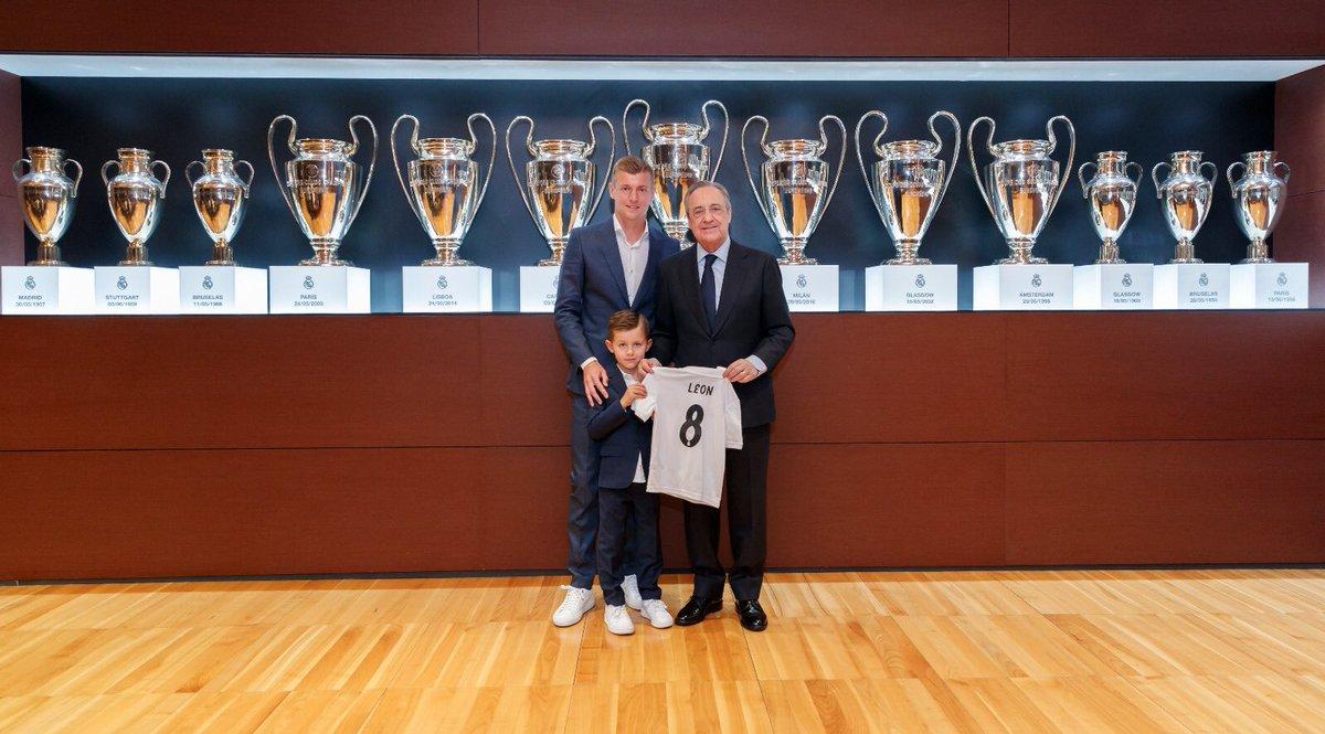 Real Madrid: Toni Kroos renueva y será fundamental para Zidane / Foto: @ToniKroos