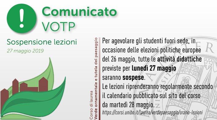Unibo Calendario.Media Tweets By Verde Ornamentale Unibo Svotp Twitter