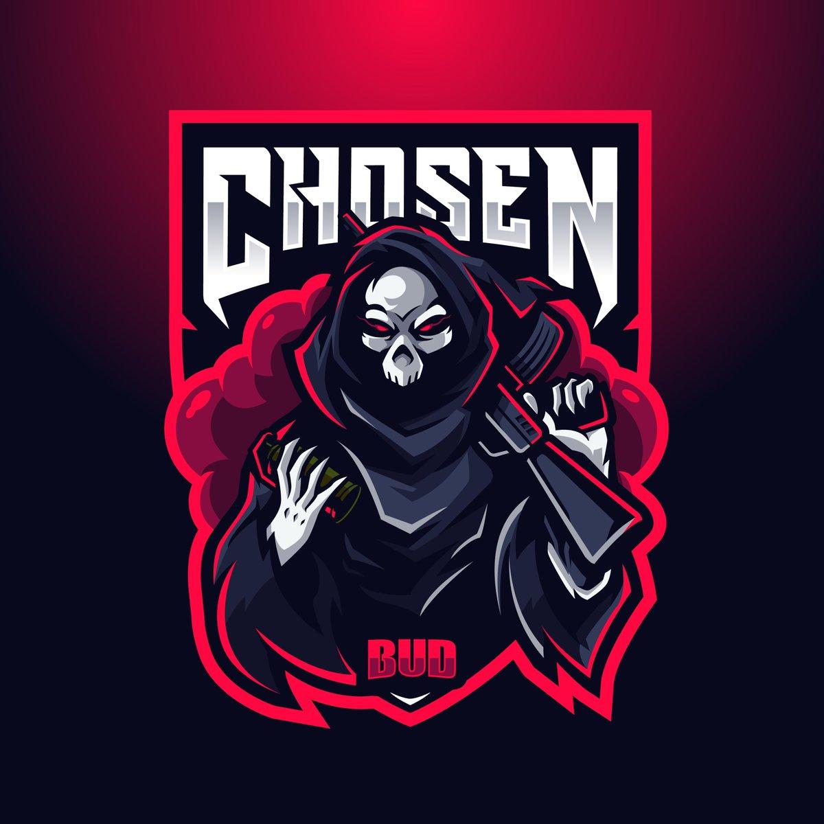 Clan Pubg Gaming Logo Maker - Logo Design