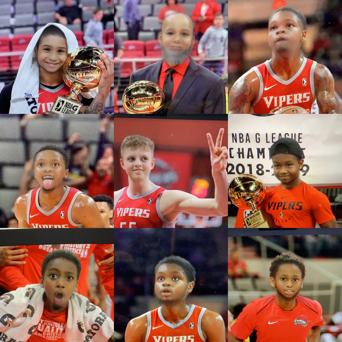 Anyone else loving these #Snapchat filters?   ———- #babyfilter #filter #rgvvipers #gleaguechampions #nbagleague #nextlevel #vipersbabies<br>http://pic.twitter.com/UfbHT577SK