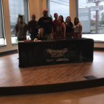 Image for the Tweet beginning: Shelby's Kaycee Hess signs with