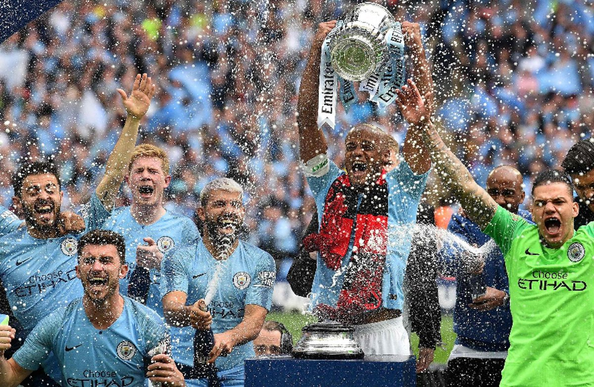 Manchester City are a joy to watch —but here's why their Treble only gets a 5 out of 10 from me #MCFC | @StanCollymore http://bit.ly/2VFVRlT
