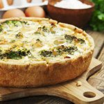Image for the Tweet beginning: Quiche Lorraine Day is here