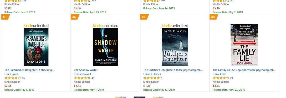 The Bloodhound daughters have arrived in the US and are both in the hot new releases chart. <br>http://pic.twitter.com/X0KAlP8z4k