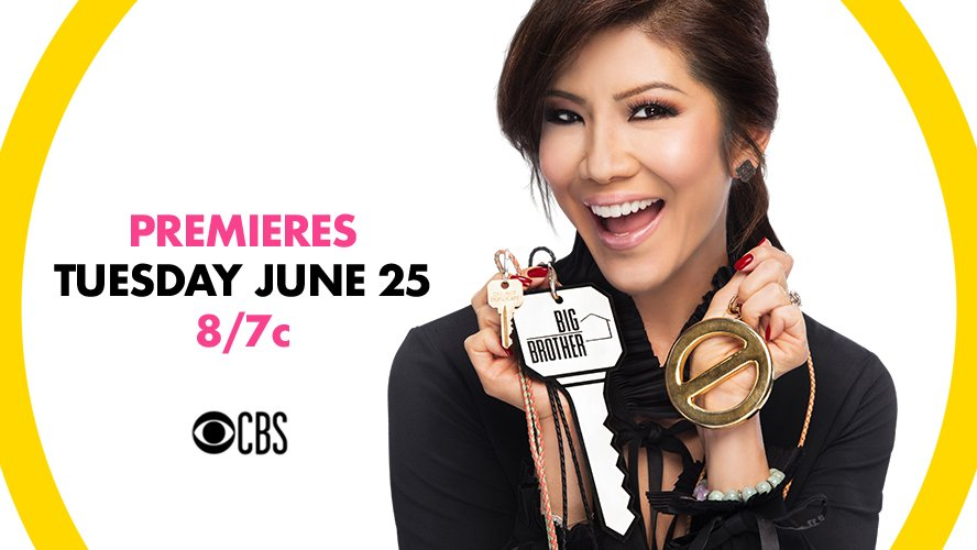 #BigBrother is back… with a two-night premiere event on June 25 and 26: bit.ly/30wMpow