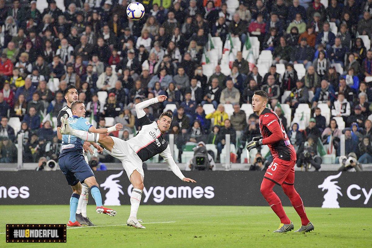 Cristiano Ronaldo: ¿A dónde se fue el CR7 que era goleador? / Foto: @JuventusTV