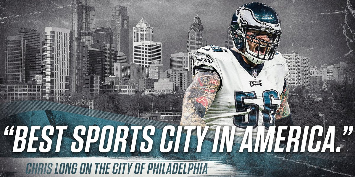 After announcing his retirement over the weekend, @JOEL9ONE reflected on his time in Philly with @peter_king.  Read more: http://bit.ly/2JwR3xd