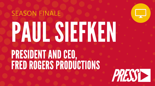 The season finale for #PressPlayS2 is LIVE 👏 Hear from @FredRogersPro president & CEO Paul Siefken now🎙: http://bit.ly/valenti-press-play …